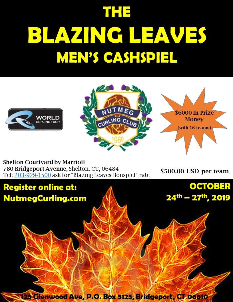 Blazing Leaves WCT Cashspiel