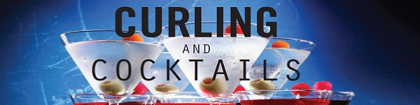 curling cocktails banner