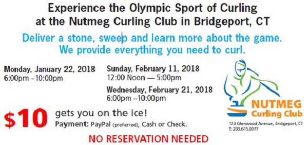 olympic curling banner